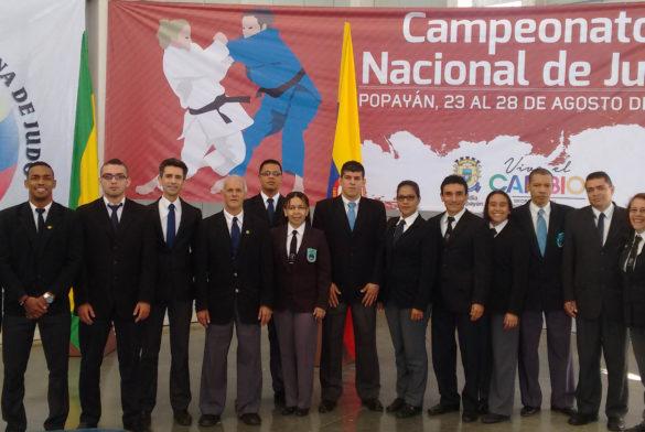 Arbitros de Judo / Colombia